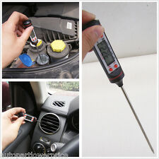 Car Check Repair/Home Equipment Needle Type LCD Digital Thermometer Gauge Tool