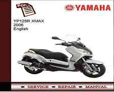 Yamaha yp125r ebay for Yamaha ysp 5600 manual