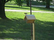 Buy 3 Get 1 Free Wren Bird House All Natural Rough Sawn Red Cedar