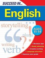 Succeed in English 11-14 Years by Katharine Watson (Paperback, 2002)