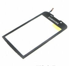 VETRO+TOUCH SCREEN per SAMSUNG GT B7610 OMNIA PRO LCD DISPLAY VETRINO NUOVO NERO