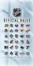 National Hockey League Official Rules by National Hockey League (Paperback /...