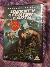 Journey To The Centre Of The Earth  2D+3D (DVD, 2008)- NEW AND SEALED-REGION 2