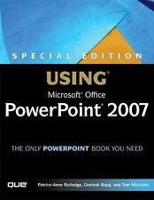 Special Edition Using Microsoft Office PowerPoint 2007-ExLibrary
