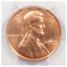 Doubled Die Obverse 1972 Lincoln Cent PCGS MS65RD DDO FS-109 ERROR !