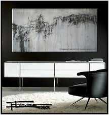 ABSTRACT PAINTING CANVAS WALL ART Large 60in ELOISExxx