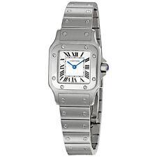 Cartier Santos Steel Ladies Watch W20056D6
