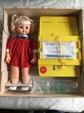Vintage MIB Peggy Pen-Pal Doll by Horsman 1970 Never Removed From Box Complete