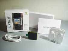 Apple iPod nano 6th Generation Green (16 GB)  New! 90 Day Warranty!  (MC696LL/A)
