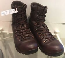 Altberg Defender Brown MTP Army Issue Vibram Sole Male Combat Boots 8M ALT78M