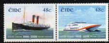IRELAND MNH 2006 The 100th Anniversary of the Ferry Service Rosslare - Fishguard