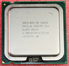 Intel Core 2 Duo E6850 3.0GHz 4M L2 Cache 1333MHz FSB LGA775 Processor