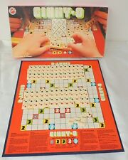 Ginny O : 1981 Gin Rummy Based Board Game by Peter Pan Playthings - Complete.