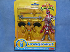 Imaginext Power Rangers Goldar and Lord Zedd Action Figure  RARE NEW