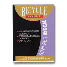 Stripper Trick Card Deck Bicycle High Quality