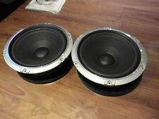 TECHNICS SB 1990 EAS 30PL76S 12 INCH WOOFERS RE FOAMED READY TO GO WITH FITTINGS