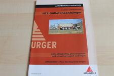140768) Annaburger Gülletankanhänger HTS Prospekt 200?