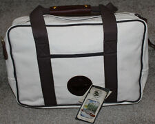 Duluth Pack Safari Portfolio Briefcase Natual  11 x 16 x 4-Inch New With Tags
