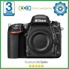 New - Nikon D750 24.3MP DSLR Camera - 3 Year Warranty