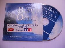 Victor Barange & Carine Davis - Bande Originale / le bleu de l'océan - cd single