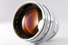 """【AB- Exc】 Carl Zeiss Opton Sonnar 50mm F/1.5 """"T"""" Lens for Contax From JPN #2063"""