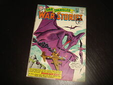STAR-SPANGLED WAR STORIES #113 That Time Forgot Silver Age  DC Comics 1964 VG/FN