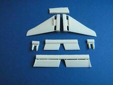 Pavla U48021 1/48 Resin Airfix BAe Harrier & Sea Harrier control surfaces