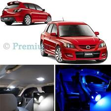 2004 - 2009 Mazda3 Mazdaspeed3 6-Light SMD Full LED Interior Lights Package Deal