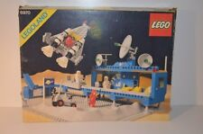 01359 LEGO Space Classic vintage - Beta-1 Command Base 6970 with BOX & PLAN