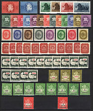 Hungary 1946. Stamp collection with 8 complete sets, MNH (**)