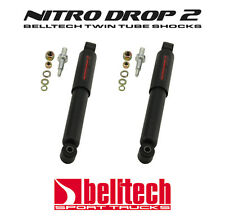 "73-87 Chevy/GMC C10 Nitro Drop 2 Front Shocks 4"" - 5"" Drop (Pair)"