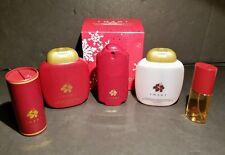 Avon Imari Exotic Essential Gift Set Eau De Cologne Lotion Shower Gel Powder