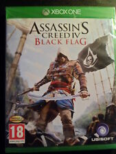 Assassin's Creed IV Black Flag Assassins Nuevo precintado Xbox One en castellano