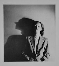 Cecil Beaton Ltd. Ed. Photo Heliogravure 30x40cm Greta Garbo 1946 Portrait B&W