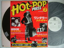 PROMO ONLY / AC/DC DONNA SUMMER V.A / JAPAN