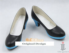 VOCALOID Hatsune Miku Boot Party Shoes Cosplay Boots Custom-made