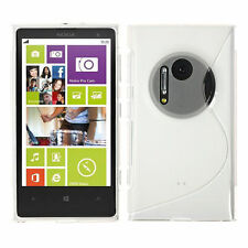 HOUSSE ETUI COQUE SILICONE GEL TRANSPARENT NOKIA LUMIA 1020