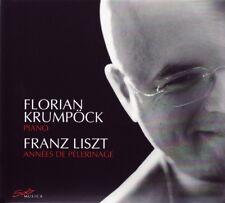 Les Annees de Pelerinage - Florian KRUMPOCK / Franz LISZT / (2 CD) / NEUF