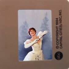 DOROTHY HAMILL 1976 Olympic World champion Ice Capades ORIGINAL SLIDE 5