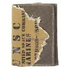 HALO 3 - UNSC Space Marines Trifold Brown & Beige Wallet (Enmon) #NEW