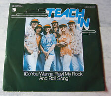 Teach In - My Rock And Roll.. 77 EMI 00682420 LAGERFUND