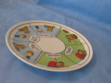 VINTAGE ENESCO  GARFIELD CAT PORCELAIN COMIC STRIP PLATE
