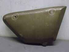 Used Right Side Cover for 1977 to 1979 Kawasaki KZ200
