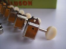 REAL GENUINE KLUSON DELUXE Tuners for FENDER Mustang / Duosonic VINTAGE REISSUE