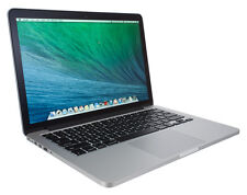 "Apple MacBook Pro Retina Core i5 2.5Ghz 8GB 256GB 13"" MD213LL/A 1 Year Warranty"