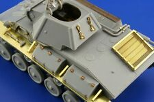 Eduard 1/35 T-70M version with early rounded fenders For Mini Art Kits # 35892