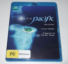 South Pacific (Blu-ray, 2011, 2-Disc Set)