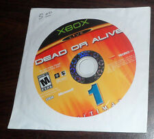 XBOX. Dead or Alive 1 Ultimate (NTSC USA/CAN)