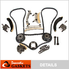 07-15 Cadillac Buick Chevrolet Saturn Pontiac 3.6L 3.0L DOHC Timing Chain Kit