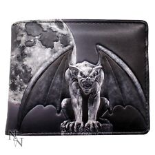 NEMESIS NOW MEN'S GOTHIC WALLET *GARGOYLE* GROTESQUES  BRAND NEW IN  BOX